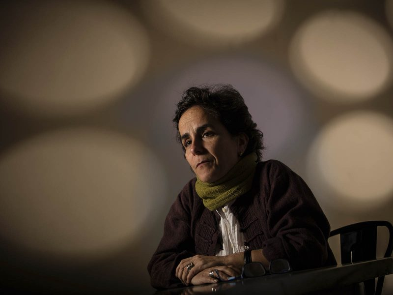 Las emergencias de Susana Raffalli